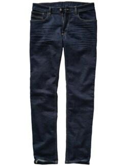 Uneitle Jeans tiefblau Detail 1