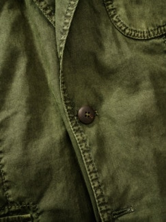 Urban Gardening Jacket oliv Detail 4