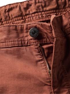 Frachtgut-Cargo-Shorts rost Detail 3