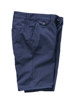 230-Gramm-Shorts blau Detail 1
