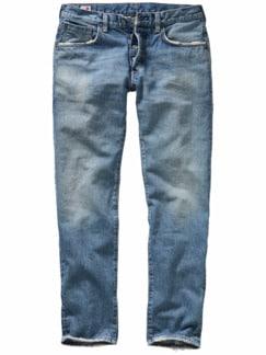 Japan-Jeans used blue Detail 1
