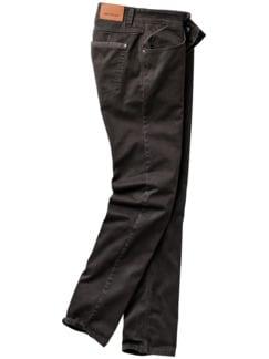 Pordenone-Pantaloni braun Detail 1