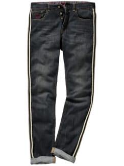 Barb`One Jeans Sly grau Detail 1