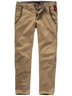 Barb`One Chino Tony camel Detail 1