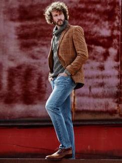 Eldorado-Jeans hellblau Detail 4