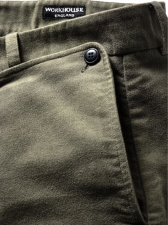 Heritage Trousers schlamm Detail 3