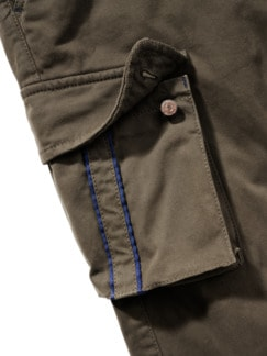 Barb`One Chino New Pitt taupe Detail 3