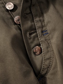 Barb`One Chino New Pitt taupe Detail 4