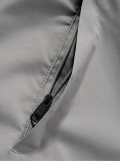 Oslo-Parka XXL light grey Detail 3