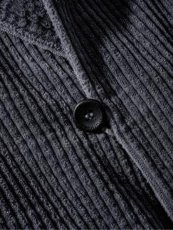Cordmantel te33nant grau Detail 4