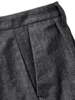 Split Trousers anthrazit Detail 4