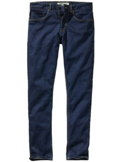 Organic Candiani Denim rinse blue Detail 1