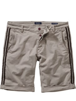 Barb`One Shorts Shady grau Detail 1
