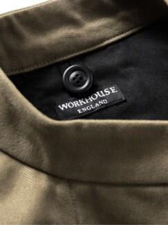 Heritage Jacket schilf Detail 3
