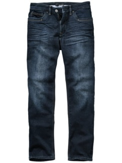 Recommended Jeans II darkblue Detail 1
