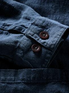 Labura Jacket navy Detail 4