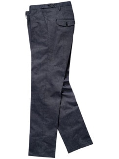 Grachten-Chino denim blue Detail 1