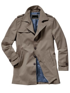 Casablanca Trench beige Detail 1