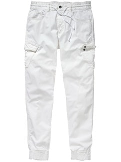 Jogg Cargo Pants offwhite Detail 1