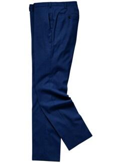 Blitzeblau Dynamic-Anzughose blitzeblau Detail 1