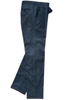 Schaltjahr-Anzughose indigo Detail 1