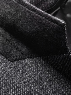 Auf-Achse-Anzugsakko grau Detail 4
