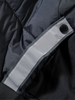 Norwegen Mantel schwarz Detail 3