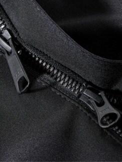 Norwegen Mantel schwarz Detail 4