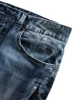 Jeans Tyler Plus blau Detail 4