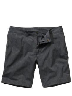 Pokhara-Shorts anthrazit Detail 1
