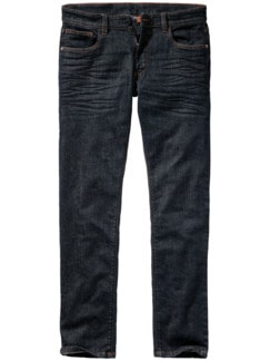 Boulder-Jeans raw denim Detail 1