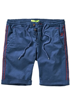 Barb`One Shorts Shady 2.0 navy Detail 1