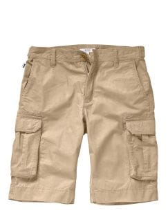 Cargo-Shorts Accon sand Detail 1