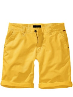 Optimum-Shorts gelb Detail 1