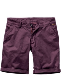 Optimum-Shorts pflaume Detail 1