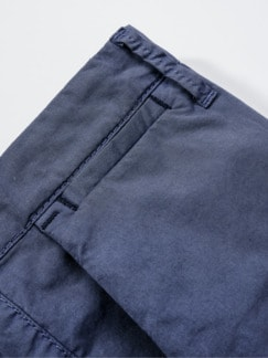 Papierflieger-Anzughose blau Detail 2