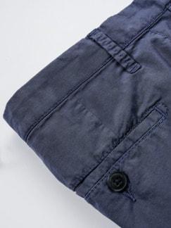 Papierflieger-Anzughose blau Detail 3
