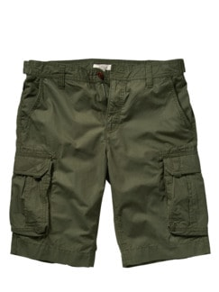 Cargo-Shorts Accon khaki Detail 1