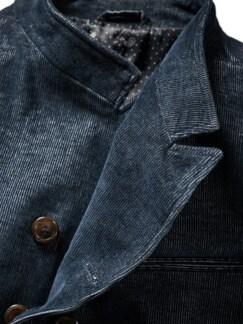 Mayfair Jacket blau Detail 4