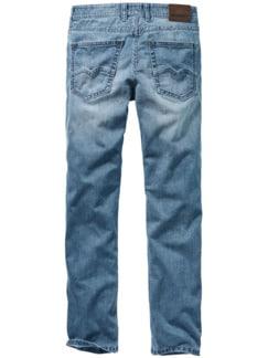 COOLMAX-Jeans light blue Detail 3