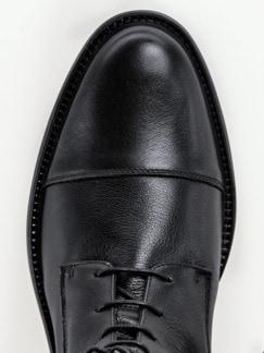 Streetworker-Boot schwarz Detail 2