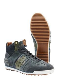 High Top Sneaker Imola anthrazit Detail 1