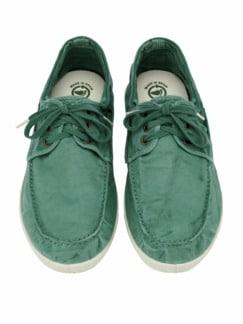 Sneaker Nautico Enz grün Detail 3