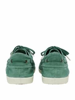 Sneaker Nautico Enz grün Detail 4