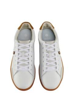 Sneaker Hosta weiß/natur Detail 3