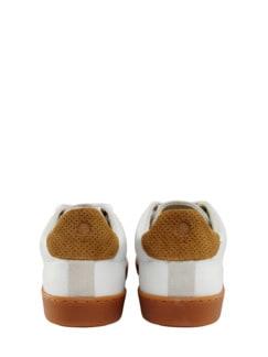 Sneaker Hosta weiß/natur Detail 4