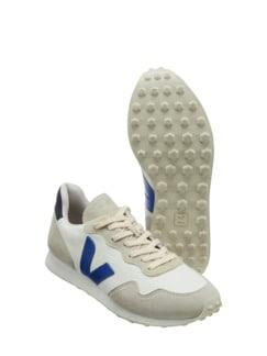 Sneaker SDU weiß/indigo Detail 1