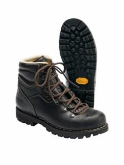 Badile Boot braun Detail 1