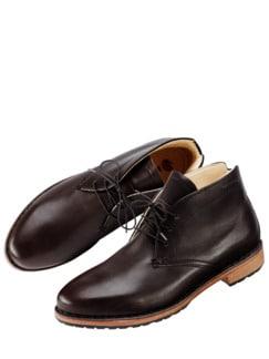 Boot Hoxton braun Detail 1
