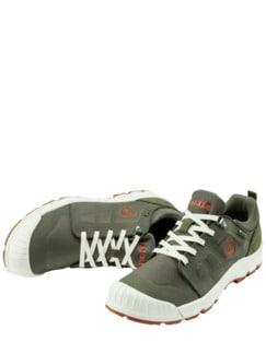 Wüsten-Sneaker Aiglemoi oliv Detail 1